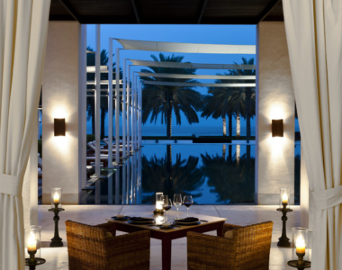 Dining-The Serai Pool Cabana_the_chedi_muscat_oman_mellemøsten