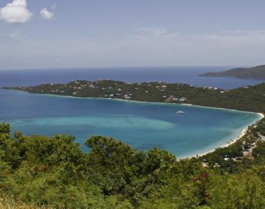 Magens Bay St. Thomas Dansk Vestindien Caribien