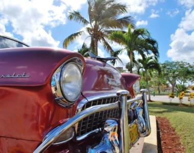 Bil på Cuba - Caribien