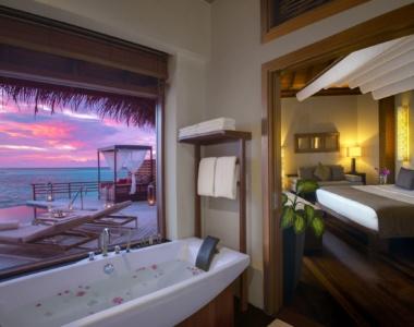 Baros Maldives_Water Pool Villa Twilight_Baros_Maldiverne_Det_Indiske_Ocean