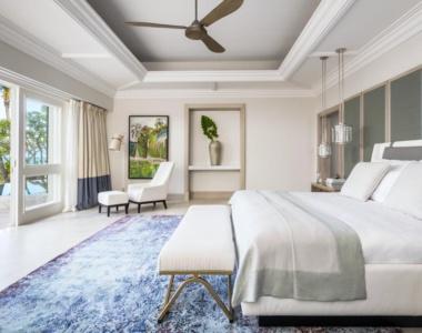 OO_LeSaintGéran_Accommodation_Villa_One_Master_Bedroom_Wide_Lights Off_Le_Saint_Geran_Mauritius_Det_Indiske_Ocean