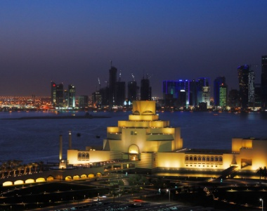 Musuem of Islamic Arts_Ritz_Carlton_Sharq_Village_&_Spa_Qatar_Mellemøsten