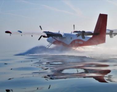 Seaplane Gourmet Adventure