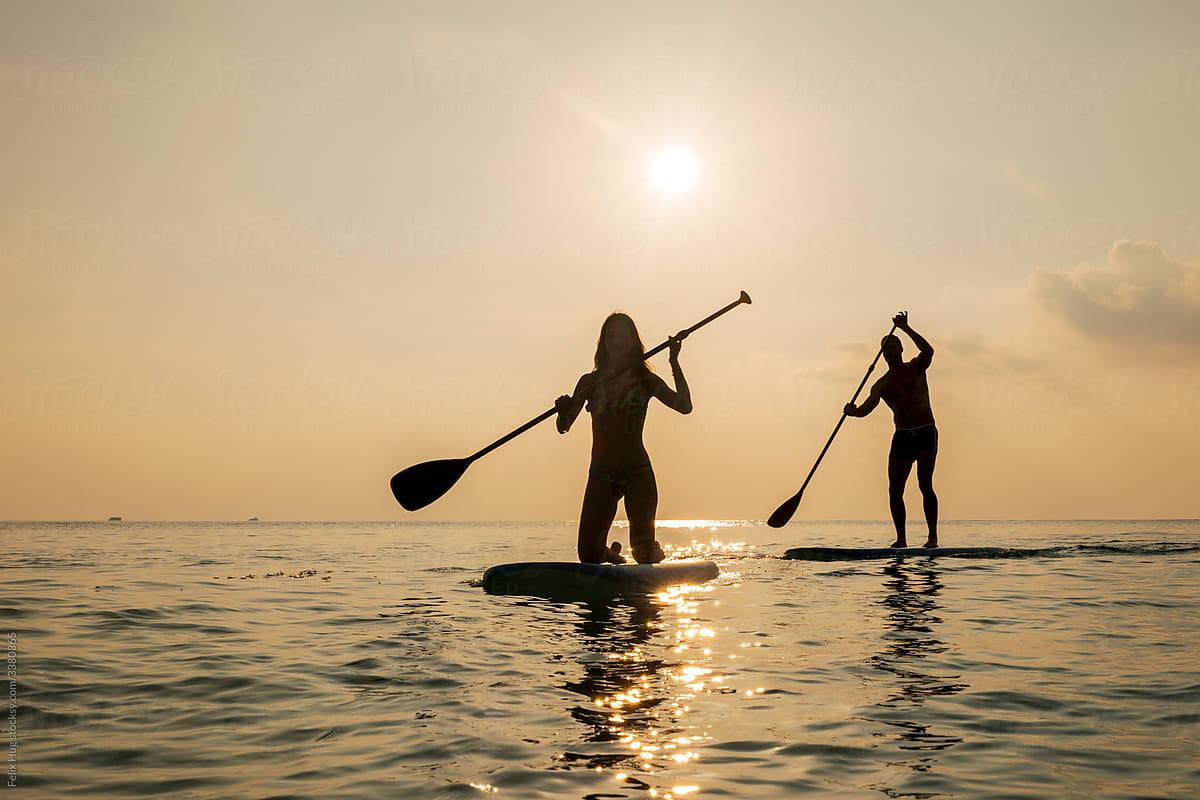 an-corfu-activities- issos beach sup in lake 3380365